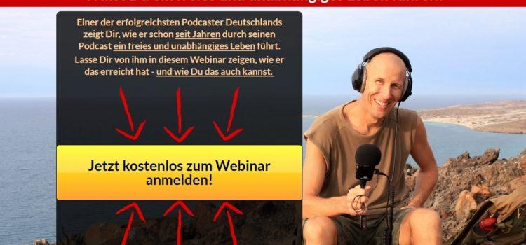 Podcast Meisterschule, alles über Geld verdienen mit Podcasting